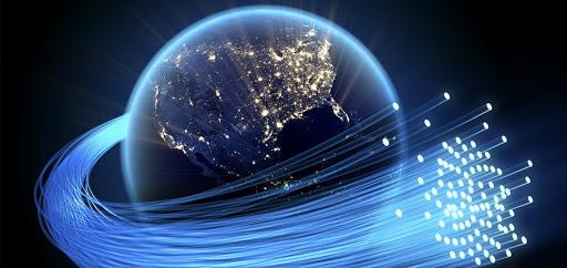 rete dati fibra ottica